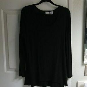 Wardrobe Must Have Black Tunic!!